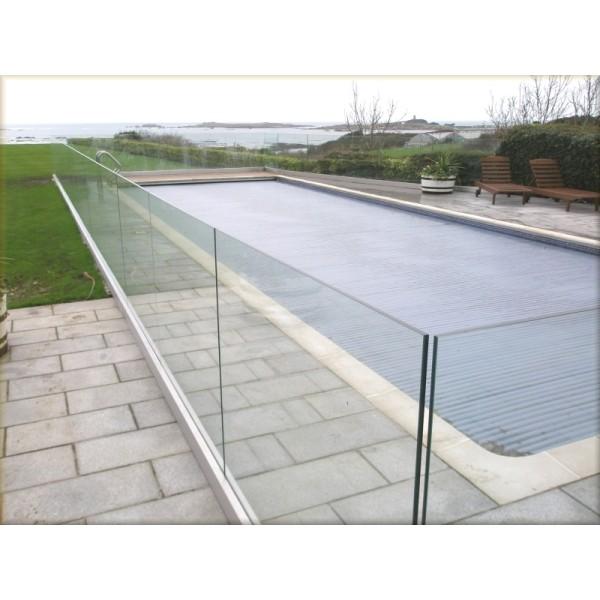 Balaustre in vetro ideali per ringhiere e recinzioni di - Ipoclorito di calcio per piscine ...
