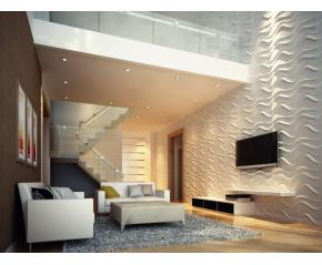 Stefan - Pannello Arredo per decorazione wall 3d - Confezione da 3mq