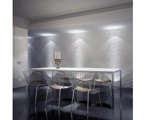 Karsten- Pannello Arredo per decorazione wall 3d - Confezione da 3mq