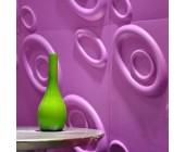 Curl - Pannello Arredo per decorazione wall 3d - Confezione da 3mq