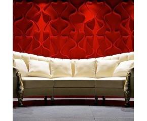 Gesture - Pannello Arredo per decorazione wall 3d - Confezione da 3mq