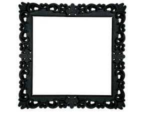 Cornice Frame Of Love