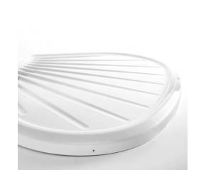 Base PAW per doccia DYNO colore Lucido Bianco