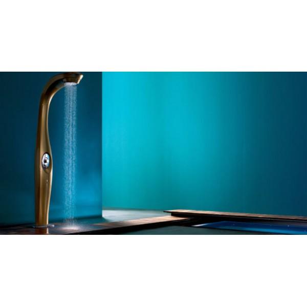 Doccia dyno temporizzata ideale per uso interno o esterno - Siliconare box doccia interno o esterno ...