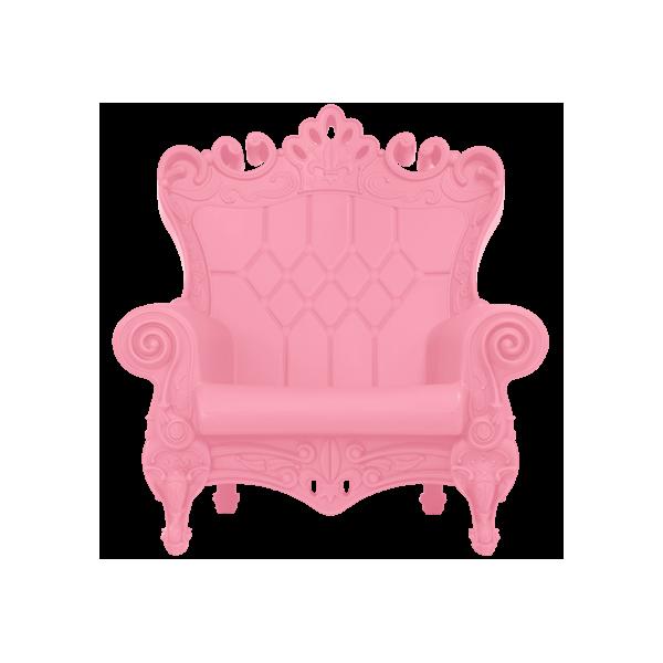 Poltrona Queen of Love in Polietilene