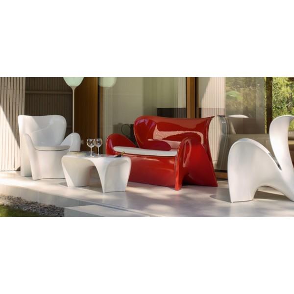Lily tavolo con spumantiera arredo per esterni ed interni for Arredo per esterni outlet