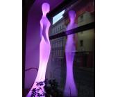 PENELOPE LED RGB C/ LUCE  illuminazione di arredo di interno o esterno
