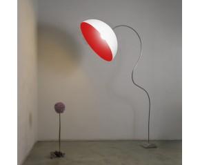 HALF MOON FLOOR LAMP Lampada da terra
